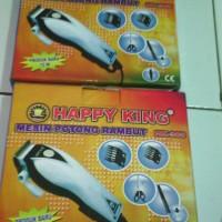 happy king alat cukur rambut