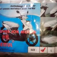 Cover Jok Motor untuk semua jenis motor /pelindung jok pada saat hujan