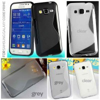 Samsung Galaxy Core Prime - Stylish STPU Soft Case