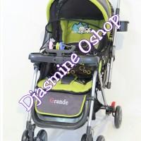 Stroller Pliko Grande PK268R 4in1