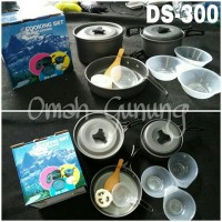 Cooking Set seri DS-300