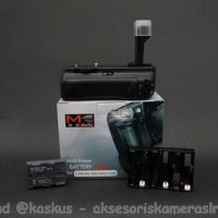Battery/Vertical Grip Meike BG-E2 for Canon 20D/30D/40D/50D