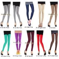 Legging Fashion Import - Stretch Silky Kilat