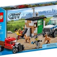 Toys LEGO City Police Dog Unit 60048
