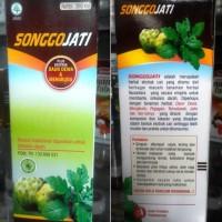 Songgojati plus ekstrak daun dewa dan Mengkudu, 300ml