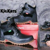 Sepatu Kickers Boot Anti Bara