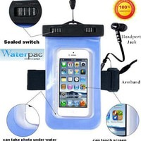 Case Waterproof sarung HP Anti Air (Bikin HP jadi kamera underwater)