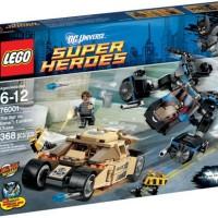 LEGO 76001 SUPER HEROES The Bat vs. Bane Tumbler Chase