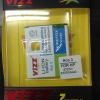 Baterai Vizz Samsung Ace 3 - s7272 / s7270 dan Galaxy V / Ace 4