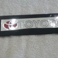 STICKER CHROME (TOYOTA)