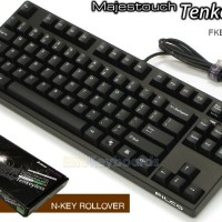 Filco Majestouch II Blue/Brown Switch TKL Mechanical keyboard