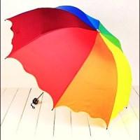 Payung Magic Rainbow Bowl Model Lipat Murah