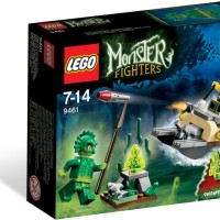 LEGO 9461 MONSTER FIGHTERS The Swamp Creature