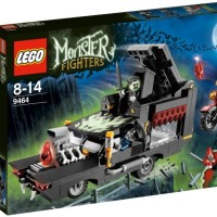 LEGO 9464 MONSTER FIGHTERS The Vampyre Hearse