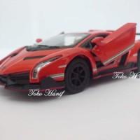 Diecast Miniatur Replika Lamborghini Veneno