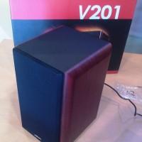 V201 Bookshelf active speaker