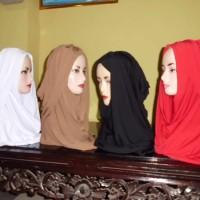 Jual Jilbab Instan Hanna Murah