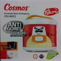Rice Cooker Cosmos CRJ-6023 Angry Birds Asli, Baru, Garansi Resmi