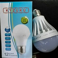 lampu led 12w brightness e27 6500k