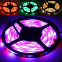 Exposy Waterproof Rope Light RGB LED 3528 Length 5M - Multi-Color