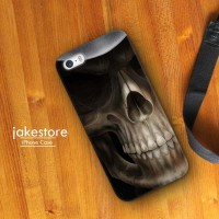 Grim Reaper Wallpaper iPhone Case Skull ,Casing 4 4s 5 5s 5c Hardcase