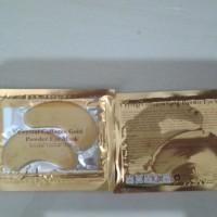 MASKER MATA EMAS - masker mata gold - CRYSTAL COLLAGEN GOLD / EYE MASK
