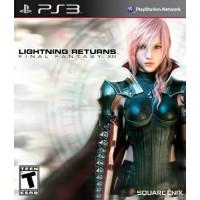 PS3 LIGHTNING RETURNS: FINAL FANTASY XIII