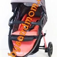 Stroller Cocolatte Cl 900 Trip X