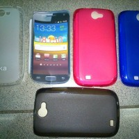 Soft Case Samsung Galaxy Wonder