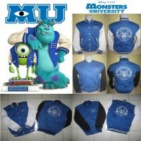 Monster University varsity jacket