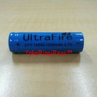 Baterai UltraFire 14500 1500mAh 3.7Volt
