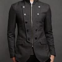 harga Jaket Semi Jas Jepang/korea Style Kode 001 Tokopedia.com