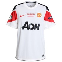 Jersey Manchester United Final UCL 2011
