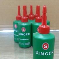 Minyak Pelumas Merk SINGER All-Purpose Oil
