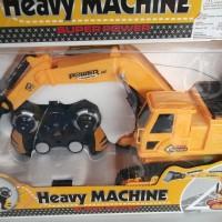 RC Excavator Heavy Machine Digger Super Power