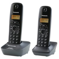 Telpon Wireless Cordless Phone Panasonic KX-TG3412