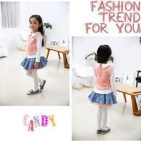 Baju Anak - Candy Set (GI-582)