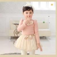 Baju Anak - Tutu Ribbon Set (GI-583)