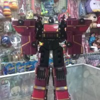Auldey Bandai MACHINE ROBO RESCUE 09 DISASTER