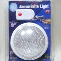 Lampu Emergency LED Remote Brite Light ( LED Remote & Touch )