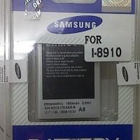 Baterai Batre Battery for Samsung Wave S8500 / Omnia HD i8910 1500 Mah