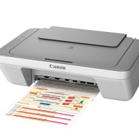 PRINTER CANON MG2570 PRINT SCAN COPY MURAH