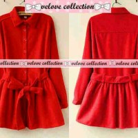 GRAZIAS RED DRESS