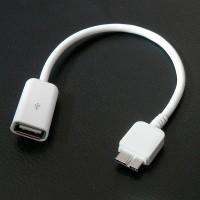 Kabel Cable OTG Samsung Note 3 Note3 S5 Original
