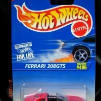 HOT WHEELS FERRARI 308 GTS (CORGI)