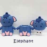 FLASHDISK UNIK DAN LUCU GAJAH / ELEPHANT