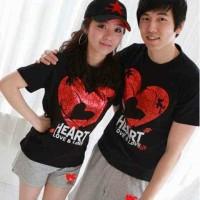 Couple Setelan Heart Love