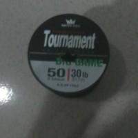 senar tournament water king