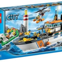 Toys LEGO City Coast Guard Patrol 60014