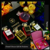 Jual Parfum chanel / chanel parfum mini gift set Murah